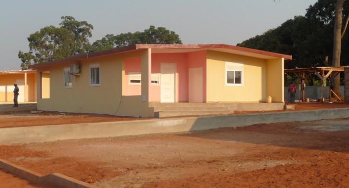 10 Moradias – Saurimo, Angola