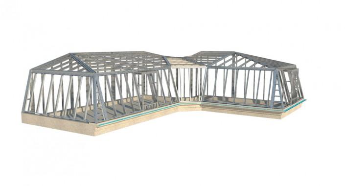 Projeto de ampliação de edifício – Paris, França